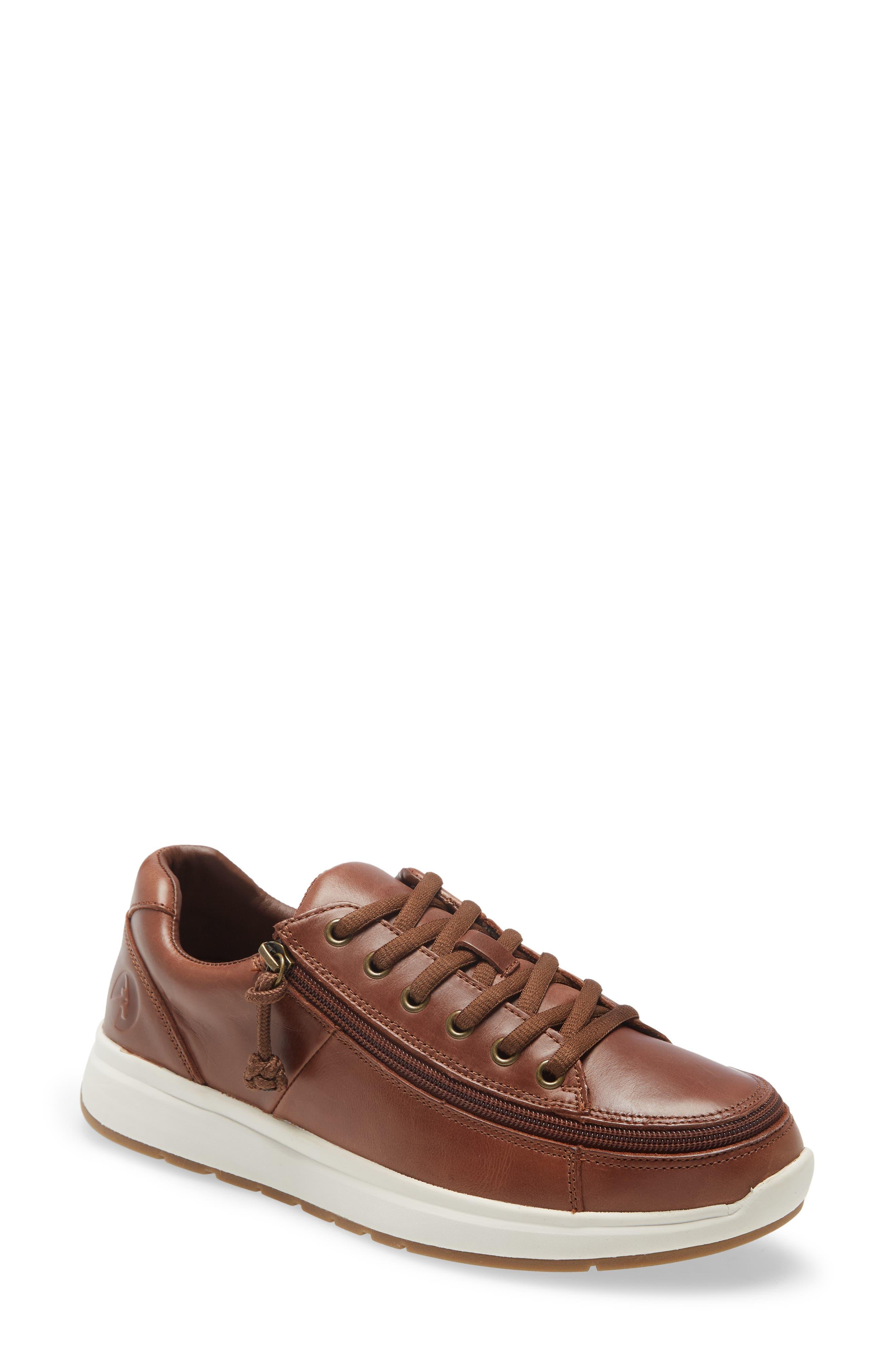 Comfort Lo Zip Around Sneaker