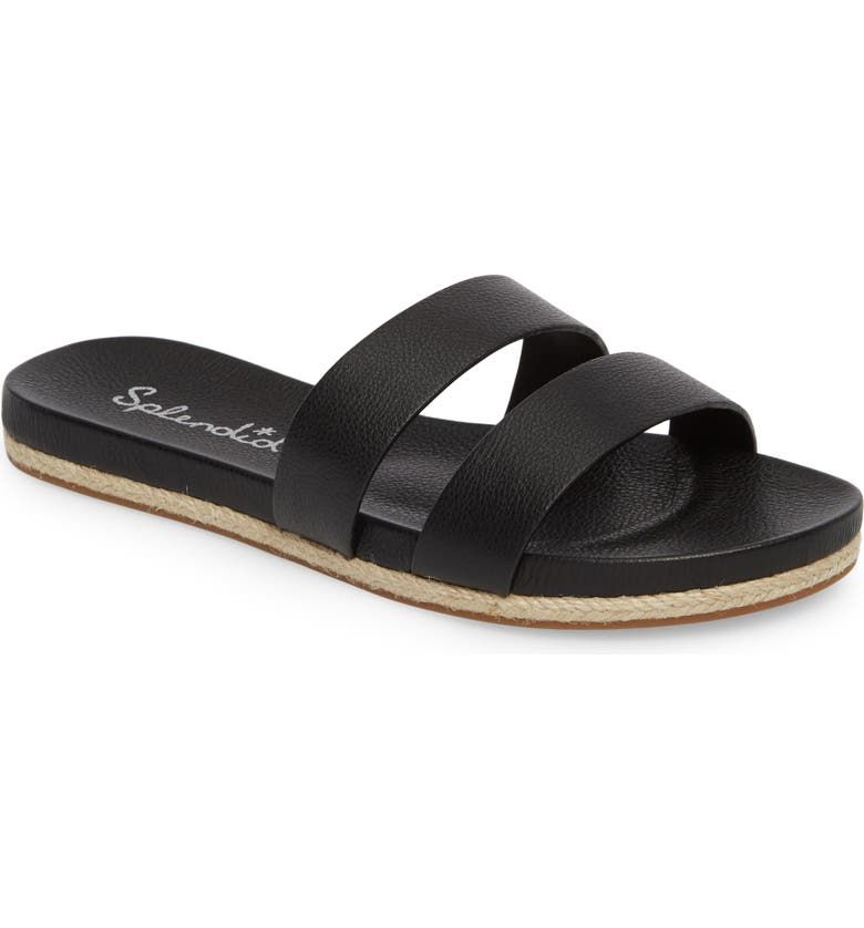SPLENDID Brittani Slide Sandal, Main, color, 002