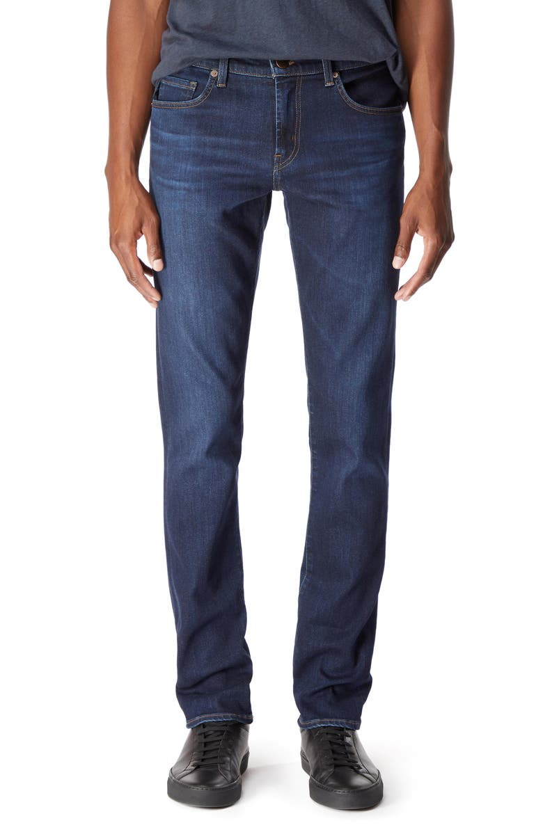 J BRAND Tyler Slim Fit Jeans, Main, color, GLEETING