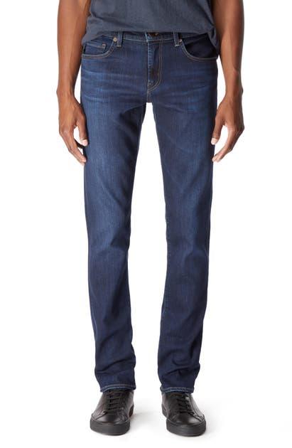 J Brand Tyler Slim Fit Jeans In Gleeting