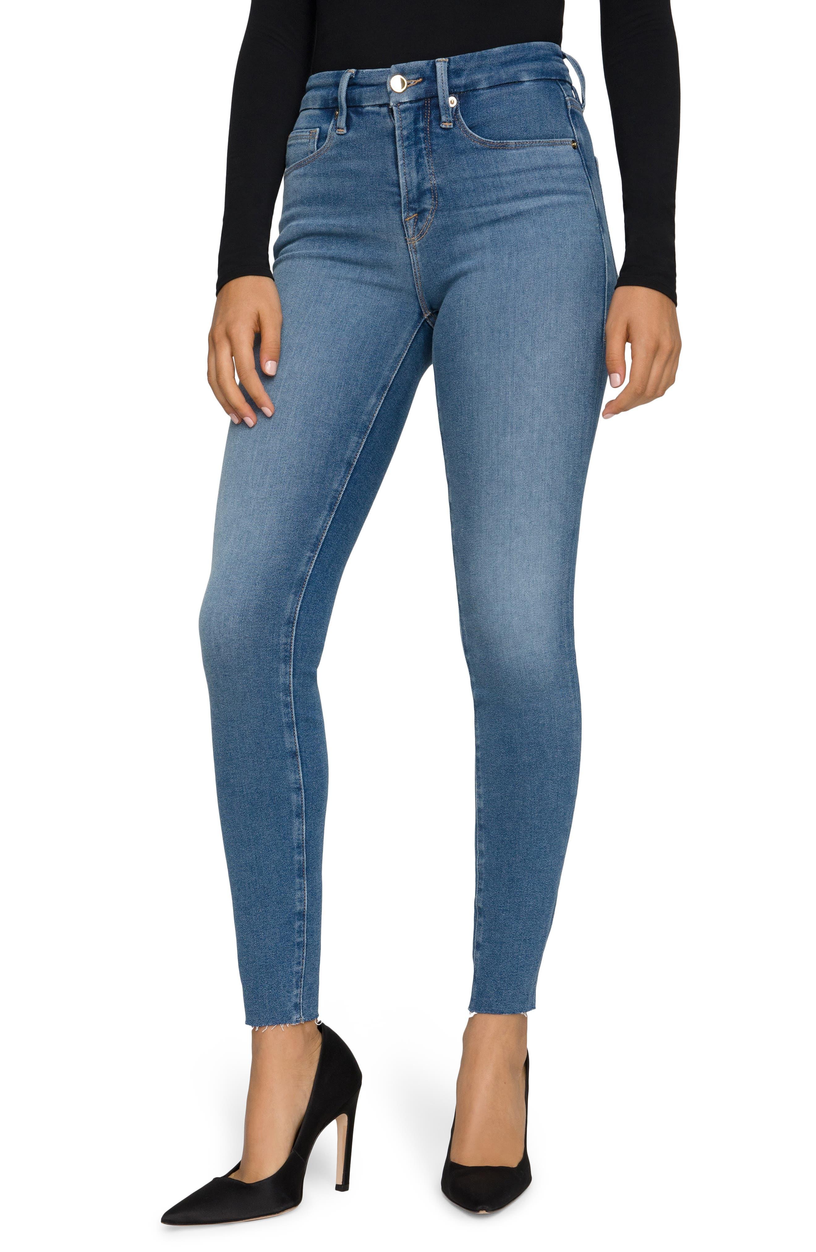 Women's Good American Good Legs Skinny Jeans