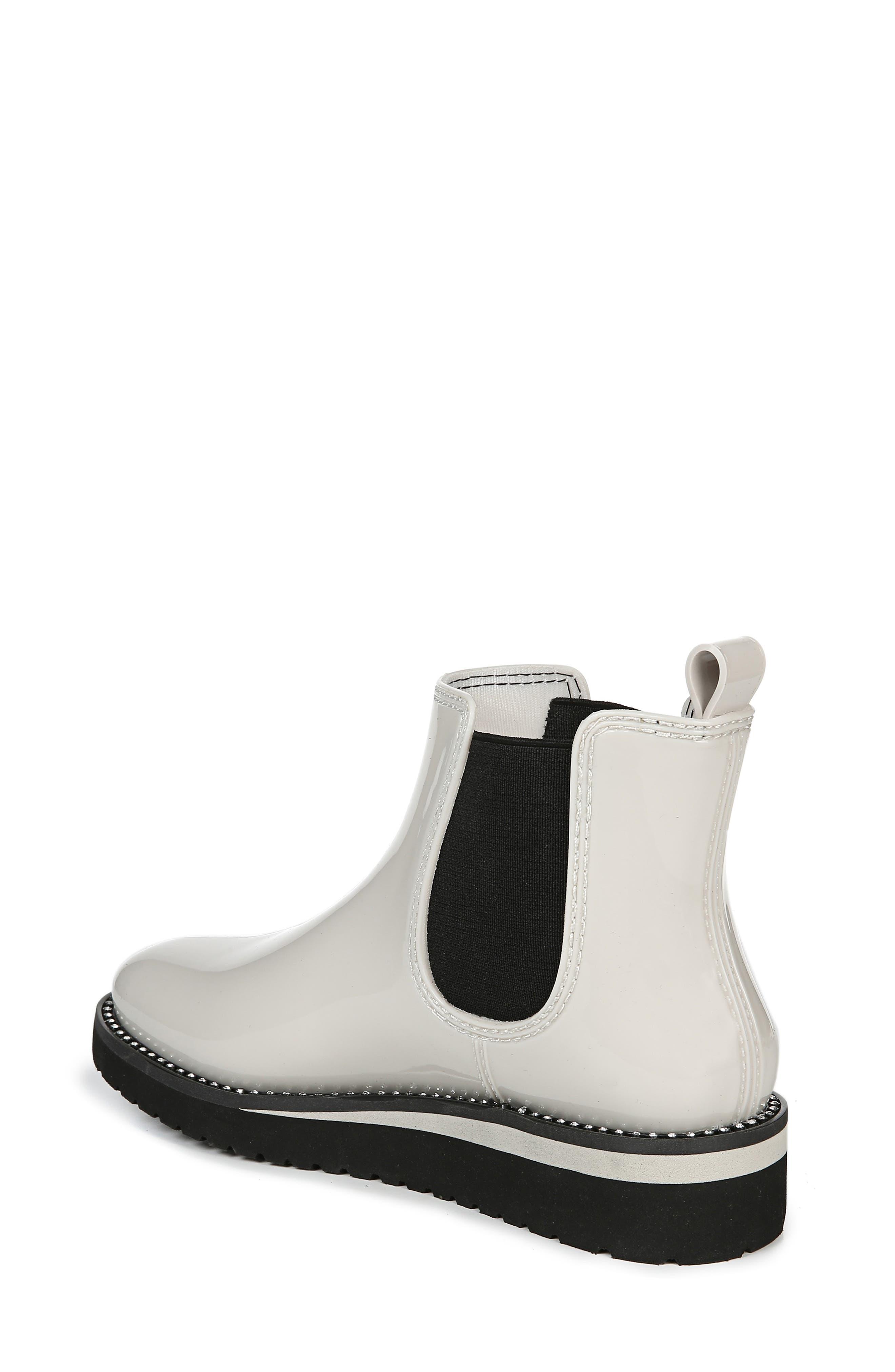 ,                             Luna Waterproof Chelsea Boot,                             Alternate thumbnail 2, color,                             CREAM