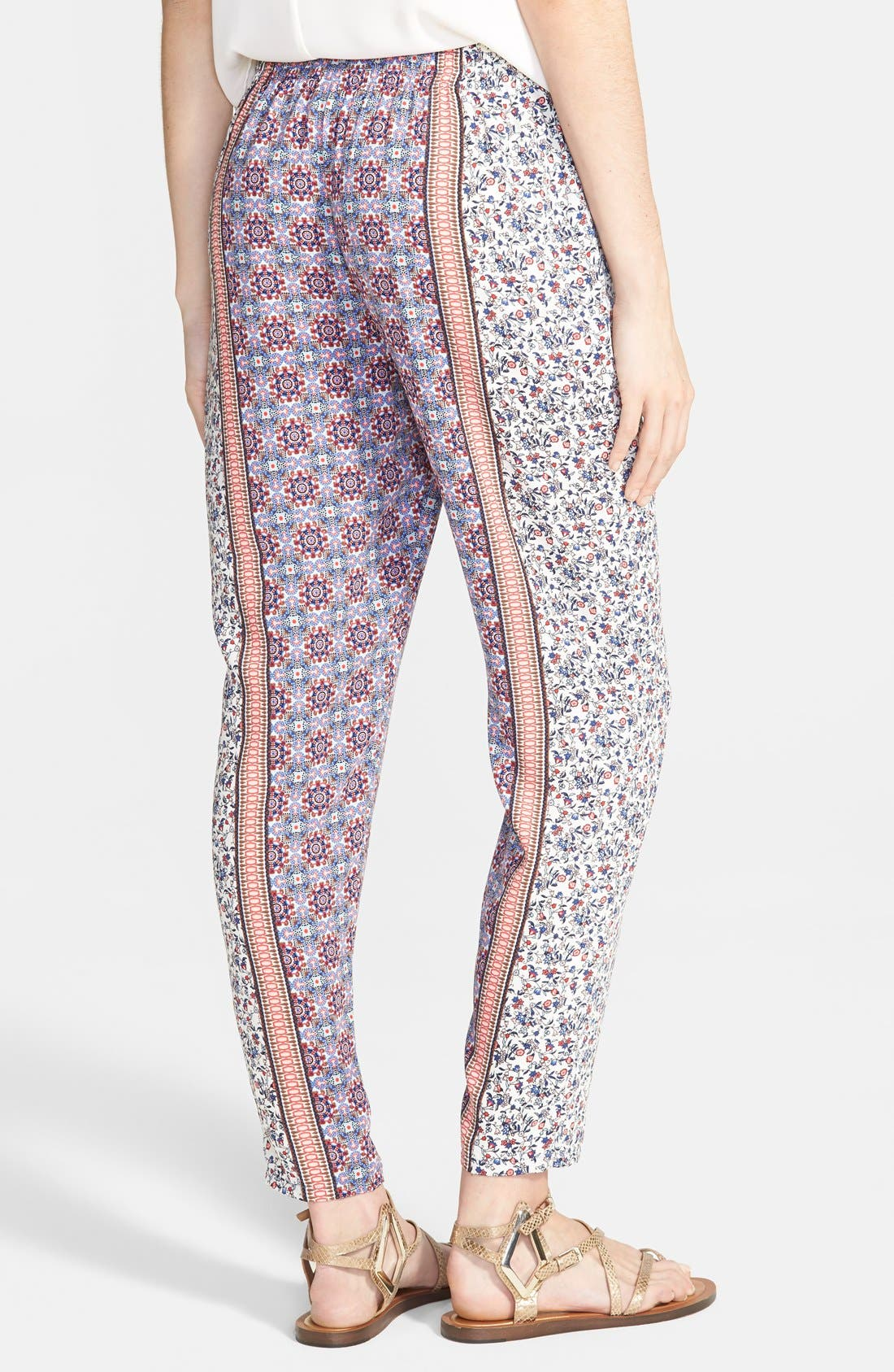 ,                             Perfect Woven Pants,                             Alternate thumbnail 8, color,                             400