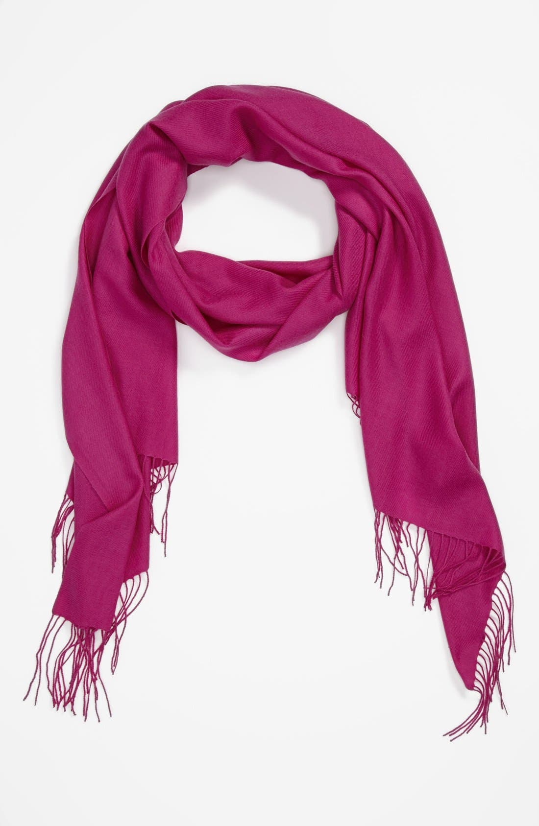 ,                             Tissue Weight Wool & Cashmere Wrap,                             Main thumbnail 190, color,                             695