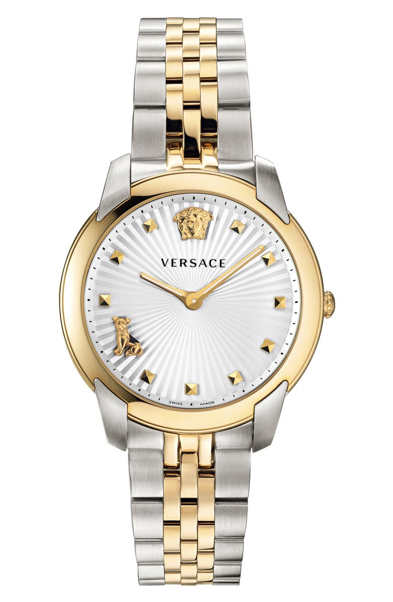 Versace Audrey V Bracelet Watch 38mm