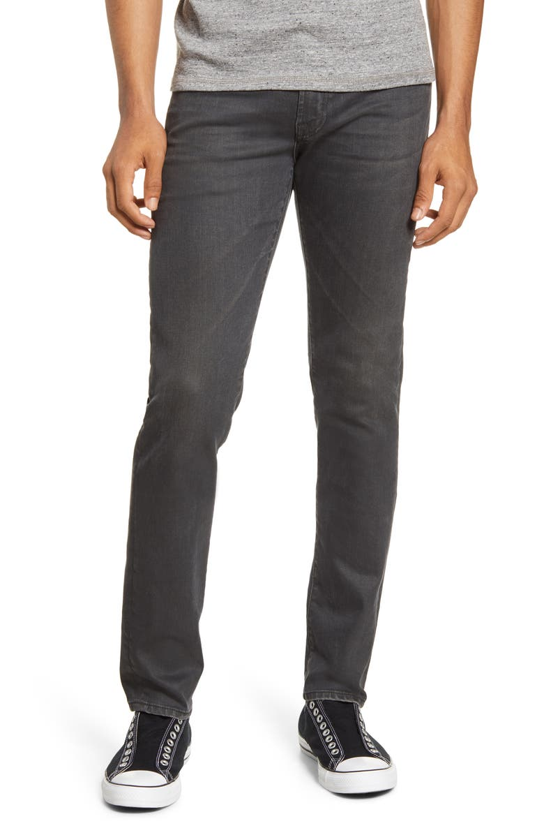 AG Dylan Skinny Fit Jeans, Main, color, 3 YEARS MERIT