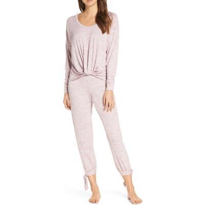 UGG Fallon Long Pajamas, Pink