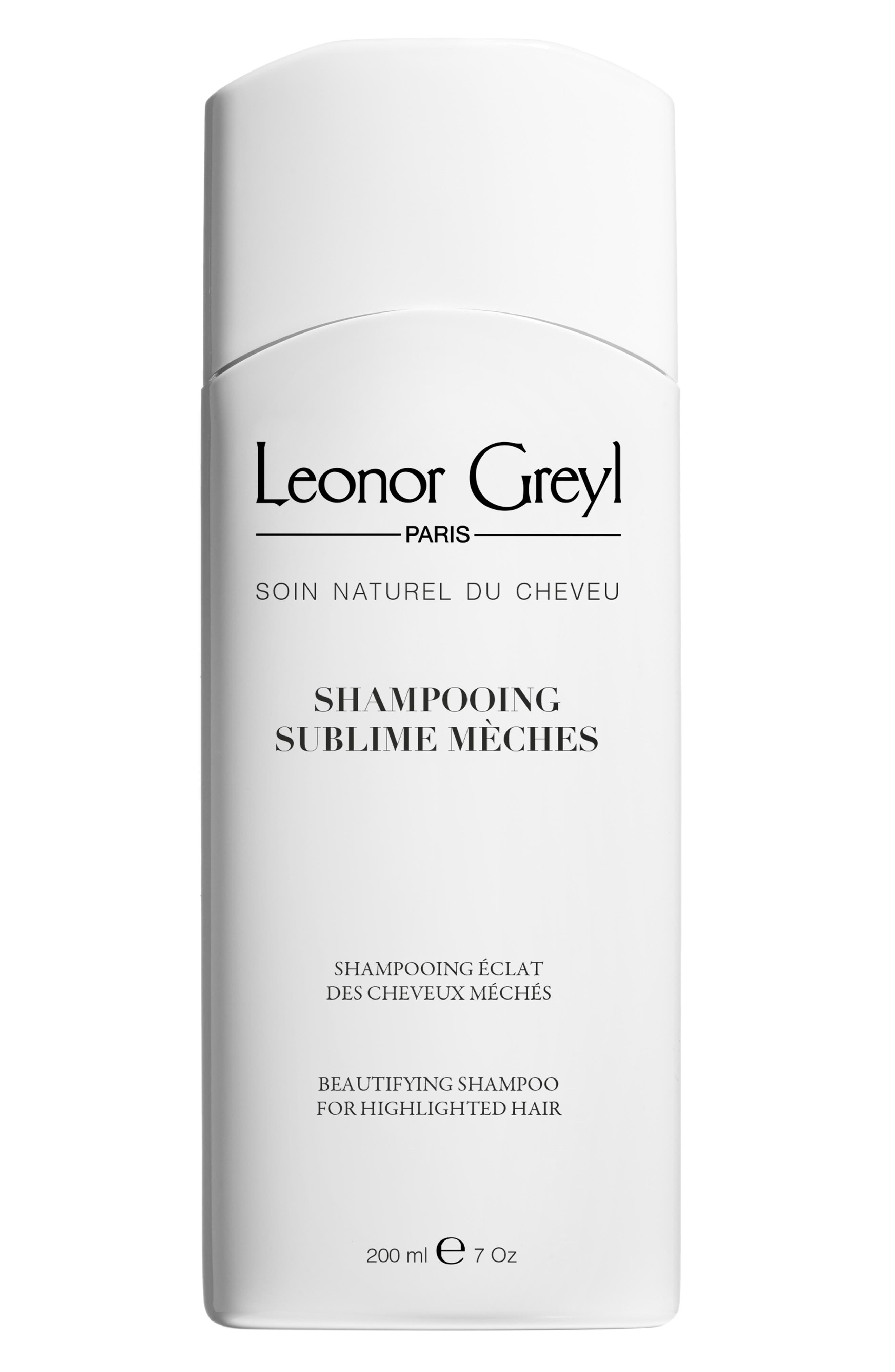 Beautifying Shampoo For Highlighted Hair