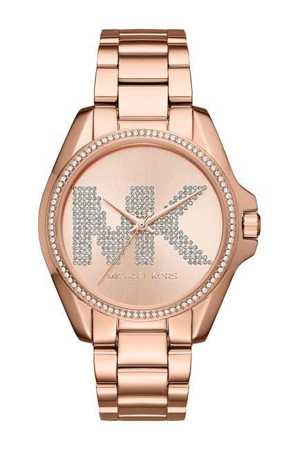Image of MICHAEL Michael Kors Women's Bradshaw Bracelet Watch, 43mm