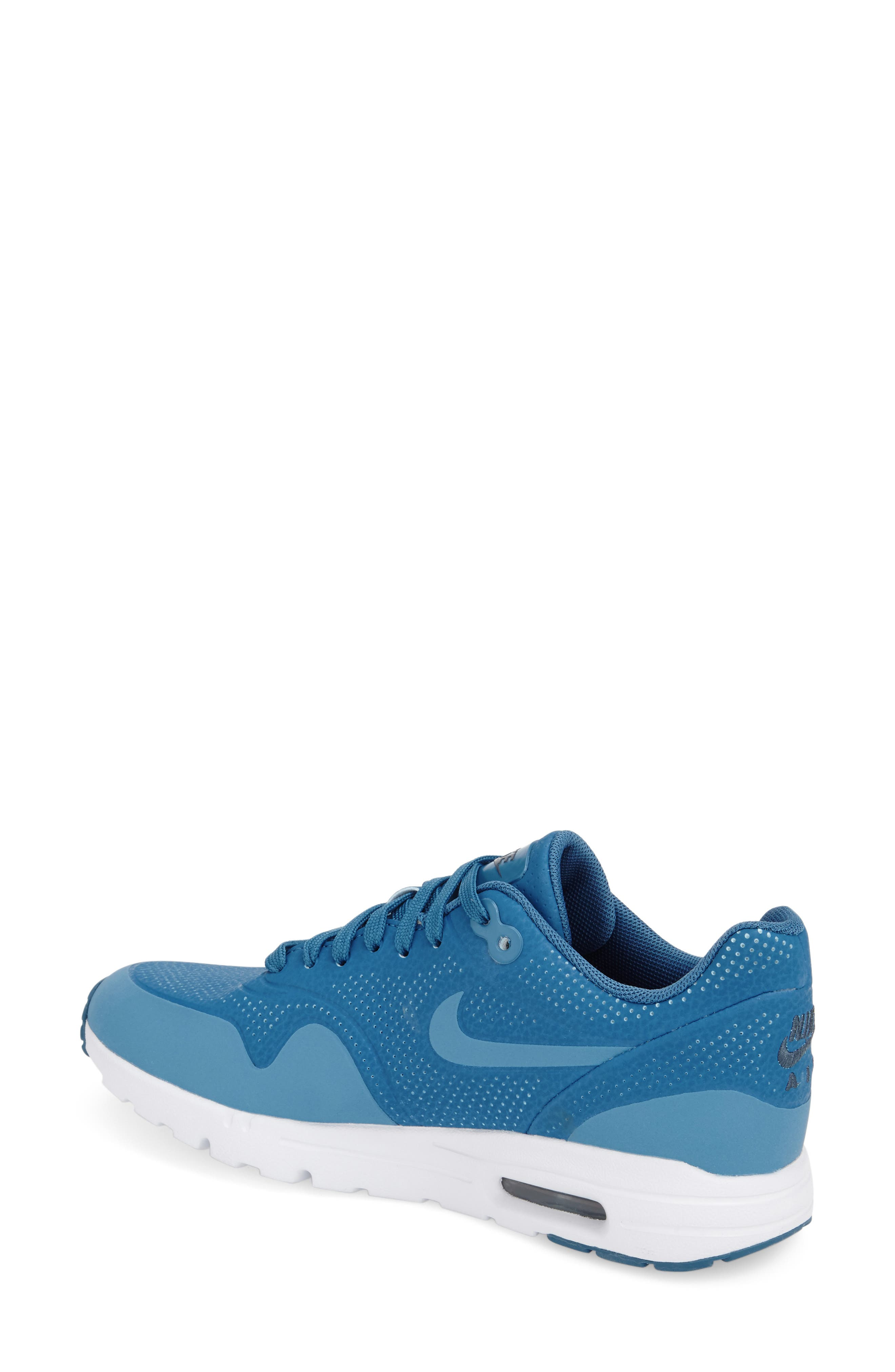 ,                             'Air Max 1 - Ultra Moire' Sneaker,                             Alternate thumbnail 77, color,                             402