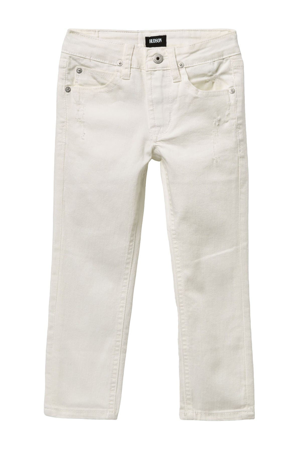 Image of HUDSON Jeans Straight Leg Jeans