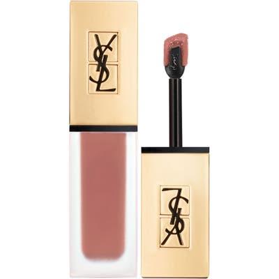 Yves Saint Laurent Tatouage Couture Liquid Matte Lip Stain - 07 Nu Interdit