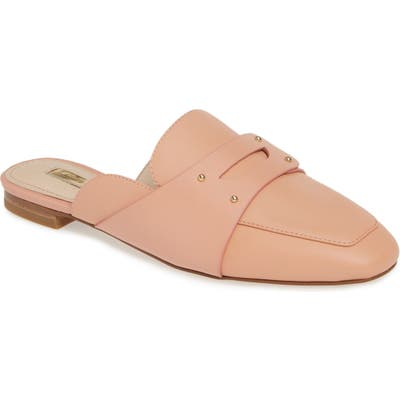 Louise Et Cie Charriet Loafer Mule, Pink