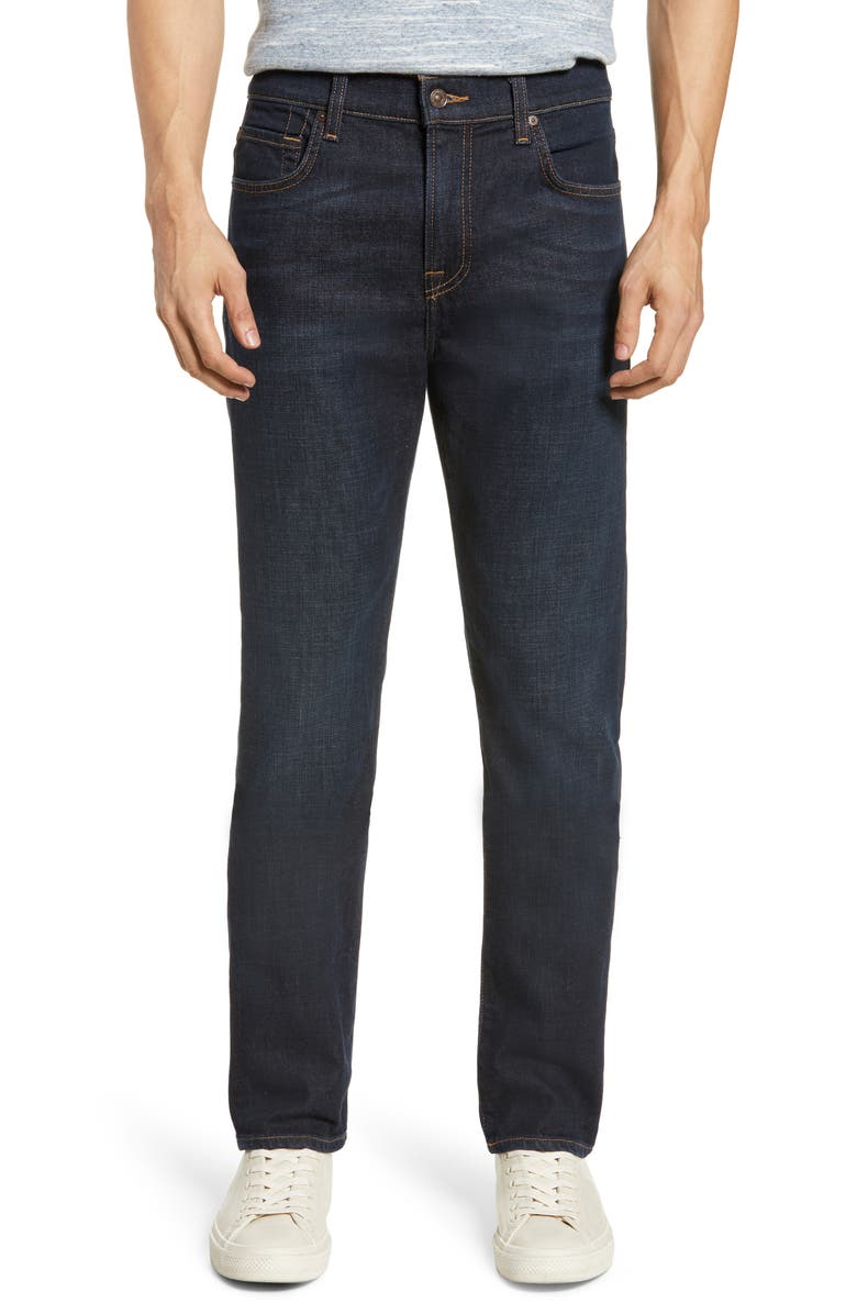 7 FOR ALL MANKIND<SUP>®</SUP> Adrien Series 7 Slim Fit Jeans, Main, color, DIPLOMAT