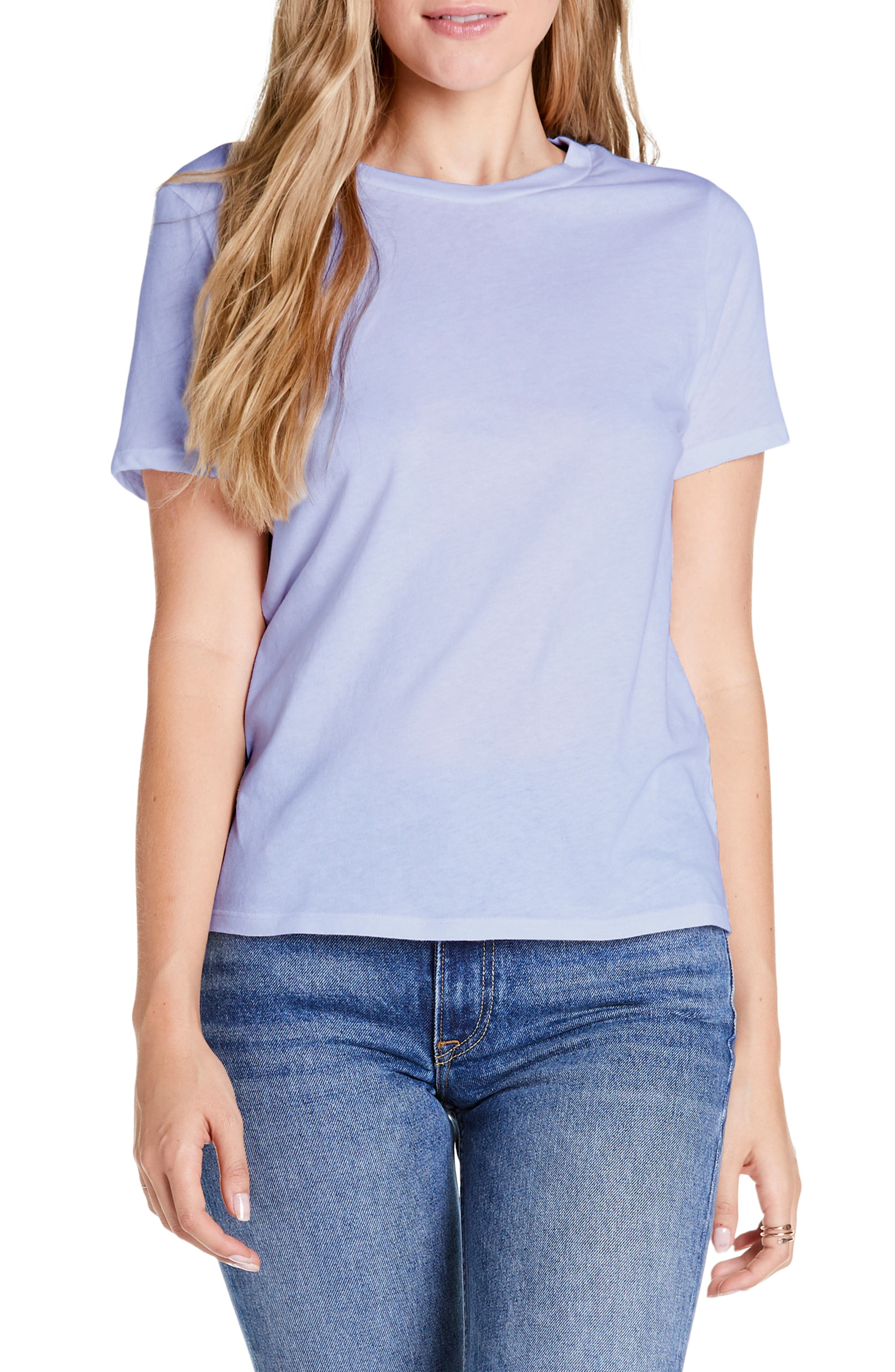 Michael Stars Vintage Jersey Collection Classic Fit Tee, Blue