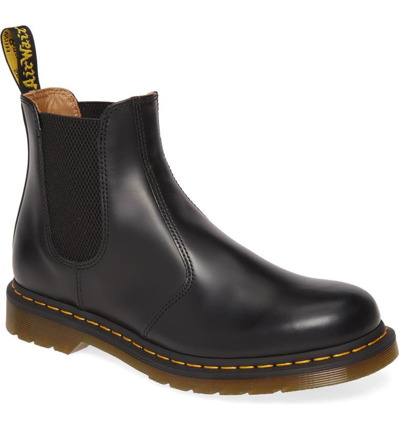 DR. MARTENS '2976' Chelsea Boot, Main, color, 002