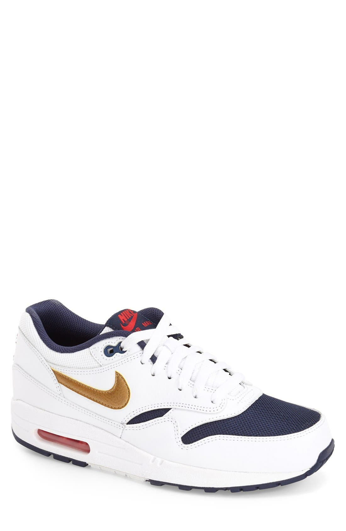 ,                             'Air Max 1 Essential' Sneaker,                             Main thumbnail 81, color,                             127