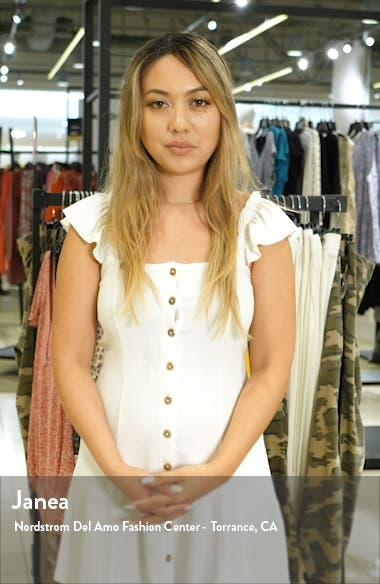 Lena Zip Front Jumpsuit, sales video thumbnail