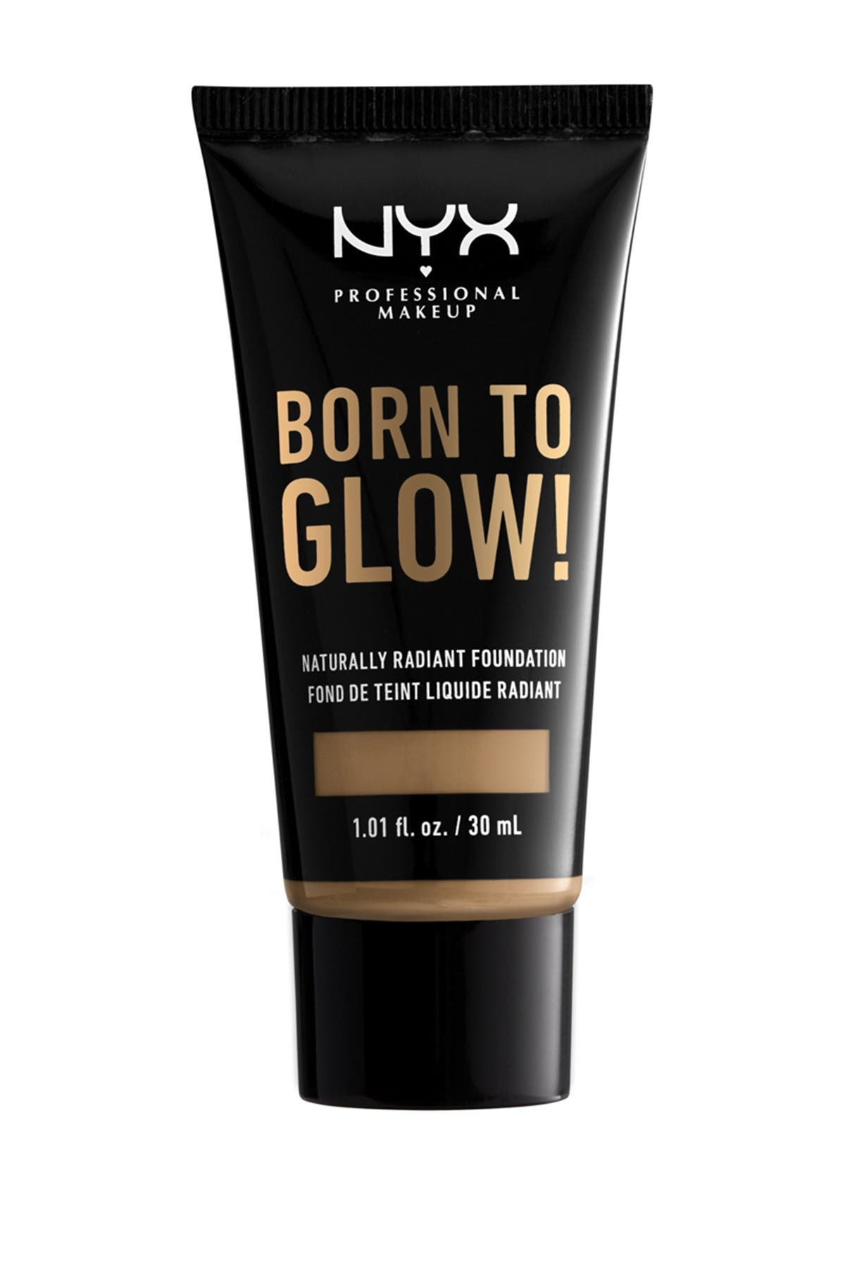 Image of NYX COSMETICS Born To Glow Medium Coverage Naturally Radiant Foundation - Golden