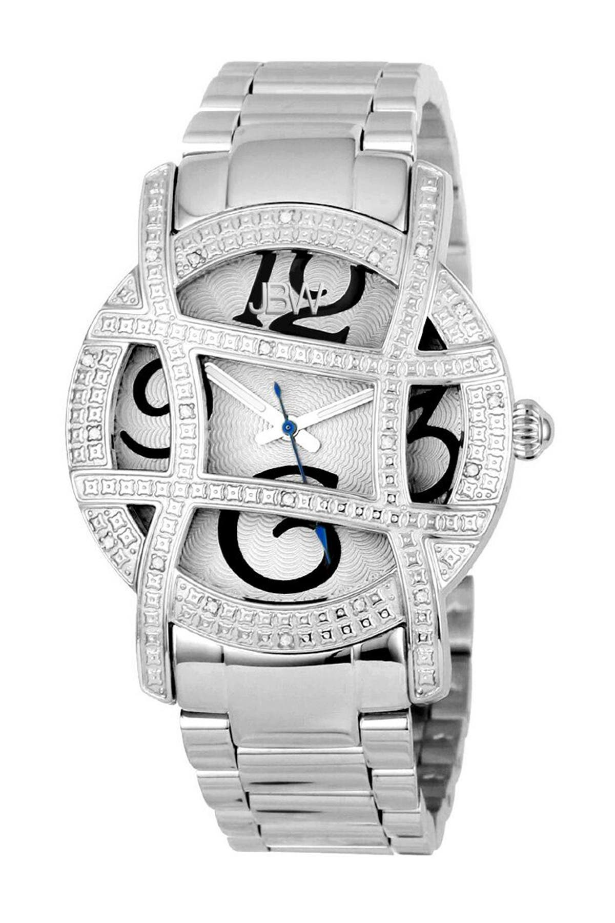 Image of JBW Women's Olympia Diamond Bracelet Watch, 38mm - 0.20 ctw