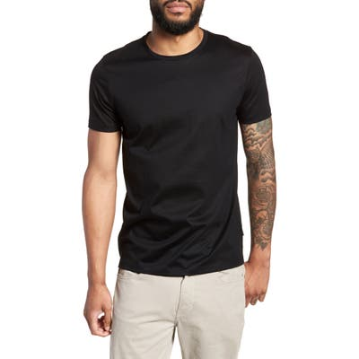 Boss Tessler Slim Fit Crewneck T-Shirt, Black