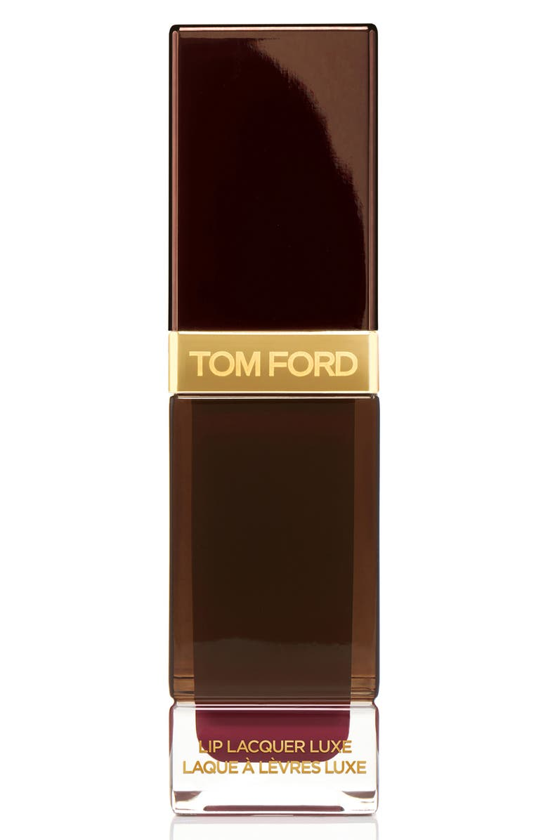 TOM FORD Lip Lacquer Luxe, Main, color, 10 BEAUJOLAIS / MATTE
