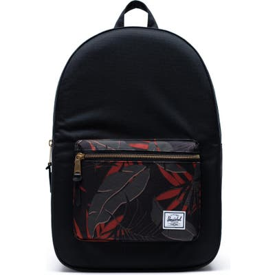 Herschel Supply Co. Settlement Backpack - Black