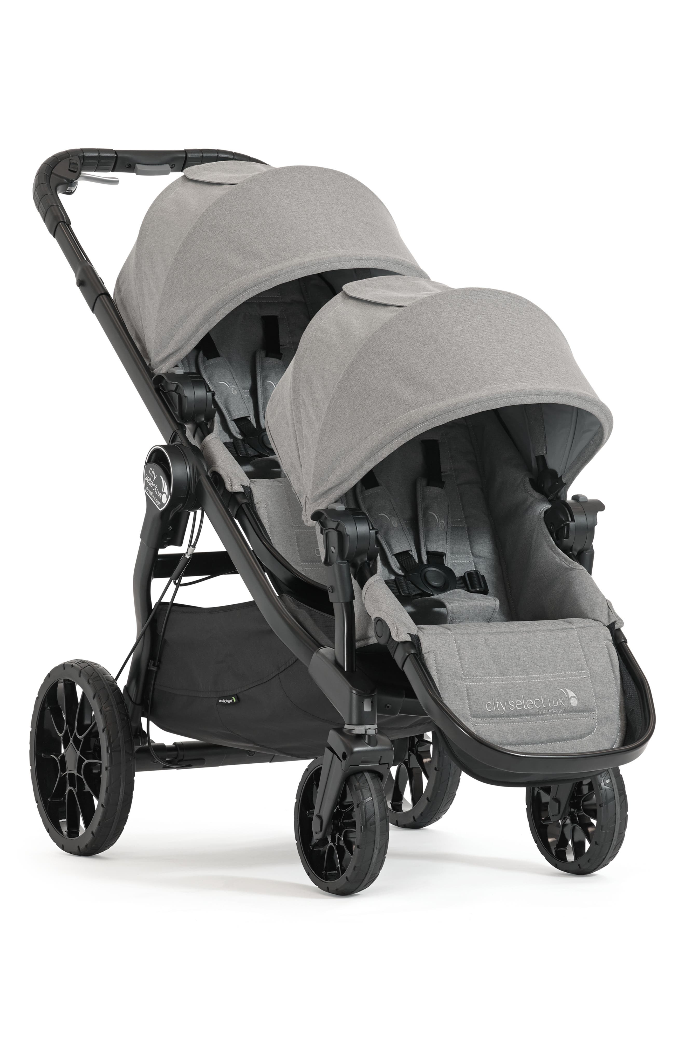 Infant Baby Jogger City Select Lux Second Seat Kit Size One Size  Grey