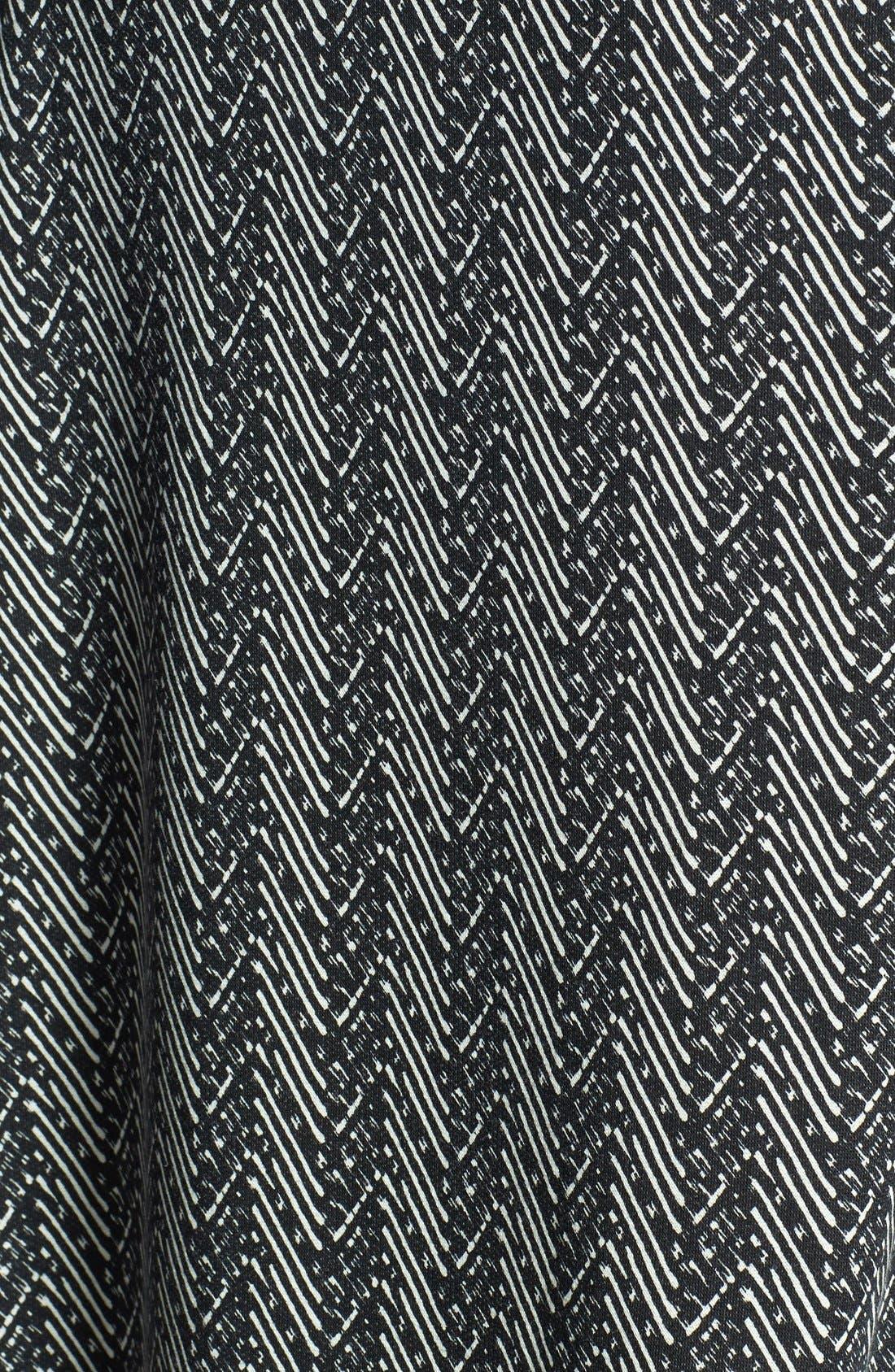 ,                             One-Button Fleece Wrap Cardigan,                             Alternate thumbnail 36, color,                             003