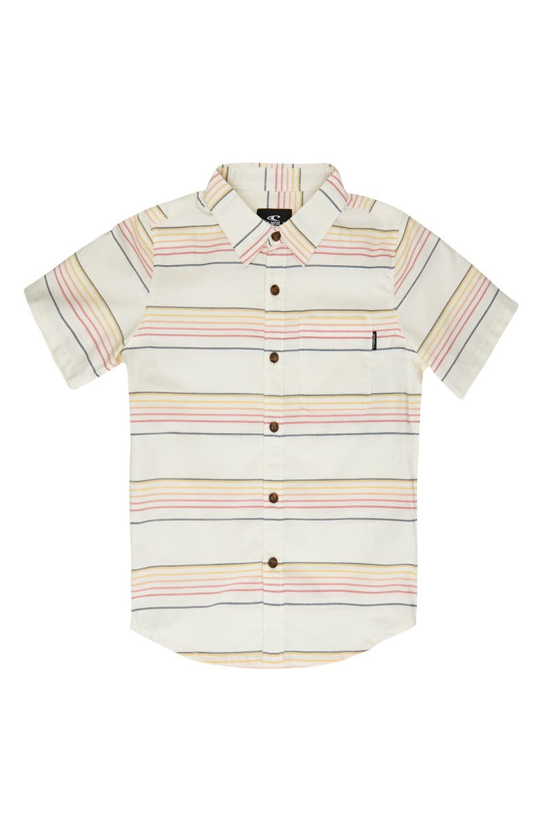 O'NEILL Dexter Woven Shirt, Main, color, 200