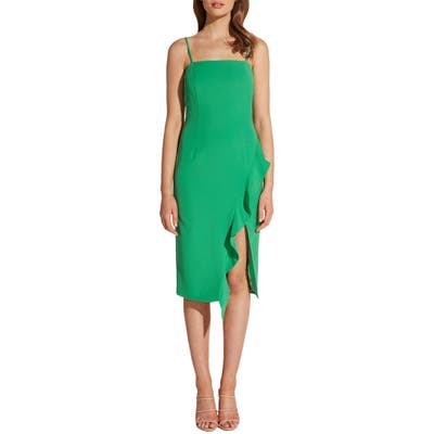 Bardot Carmelle Cocktail Dress, Green