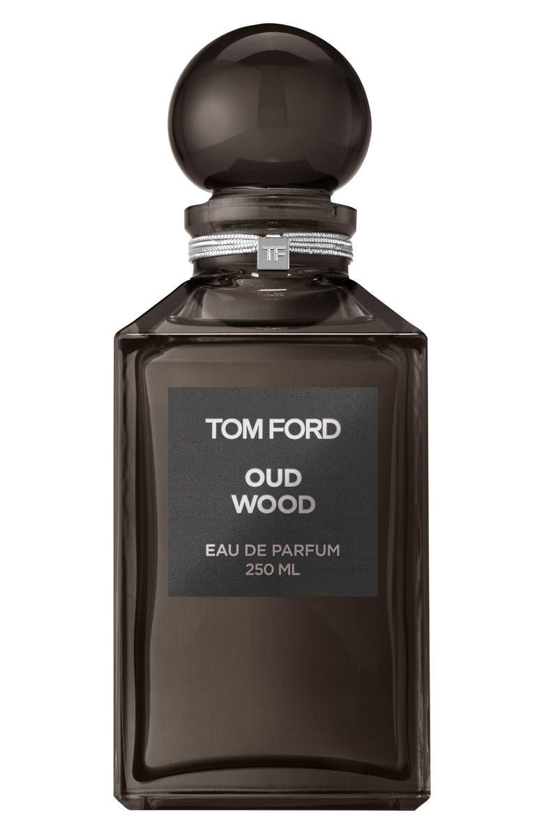 TOM FORD Private Blend Oud Wood Eau de Parfum Decanter, Main, color, NO COLOR
