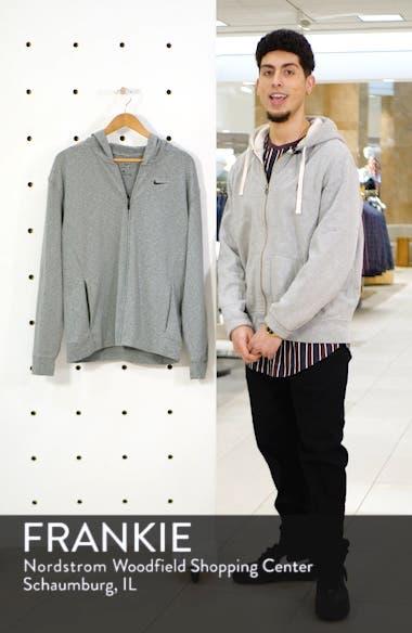 Dry Full Zip Hoodie, sales video thumbnail