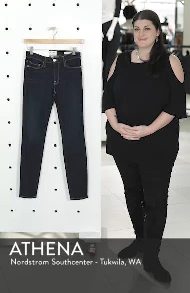 Le Skinny de Jeanne Ankle Jeans, sales video thumbnail