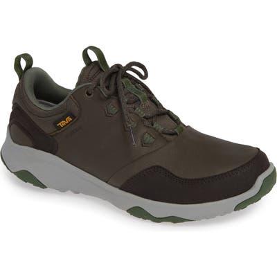 Teva Arrowood Waterproof Sneaker- Green