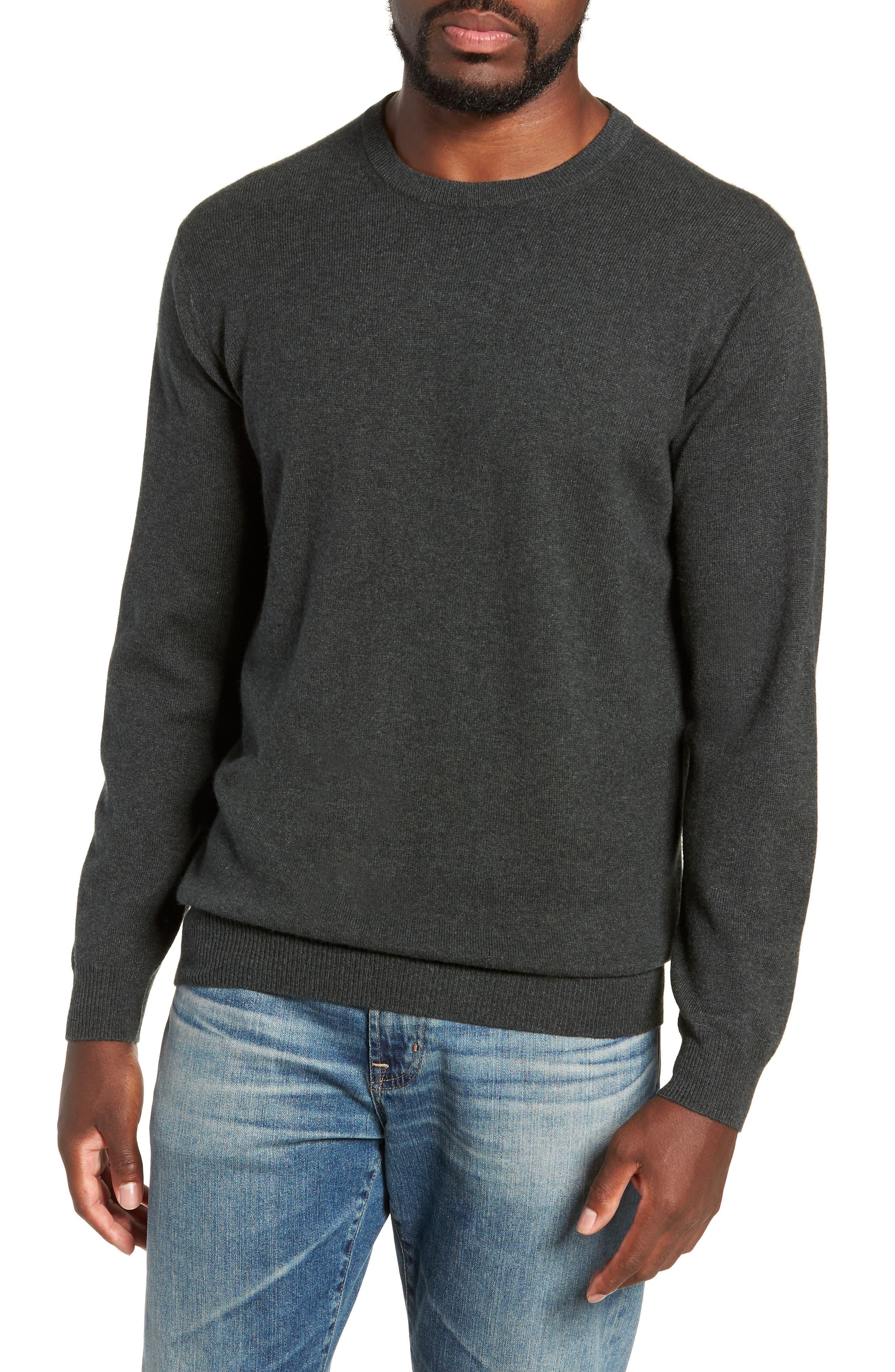 Rodd & Gunn Queenstown Wool & Cashmere Sweater, Green