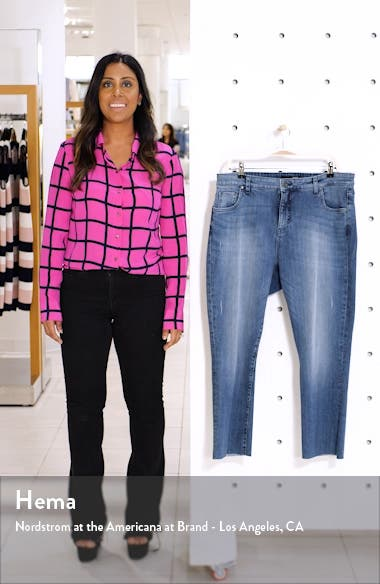 Kelsey Crop Kick Flare Jeans, sales video thumbnail