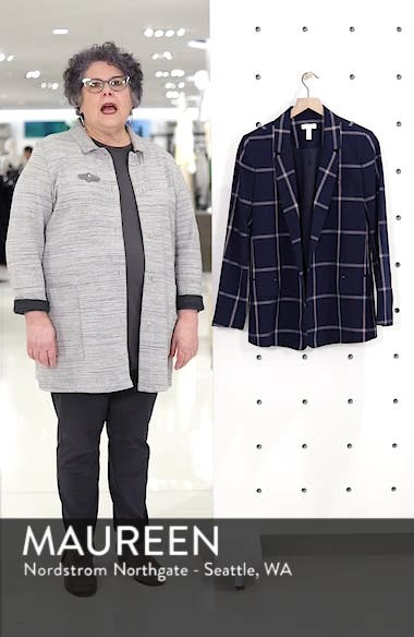 Woven Relaxed Fit Blazer, sales video thumbnail