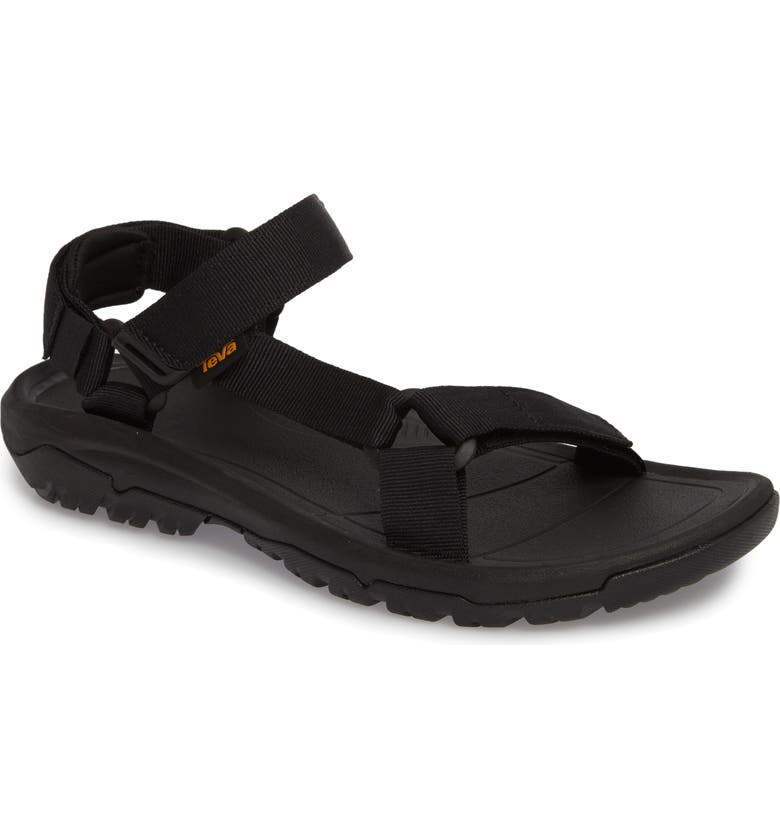 TEVA Hurricane XLT 2 Sandal, Main, color, BLACK NYLON