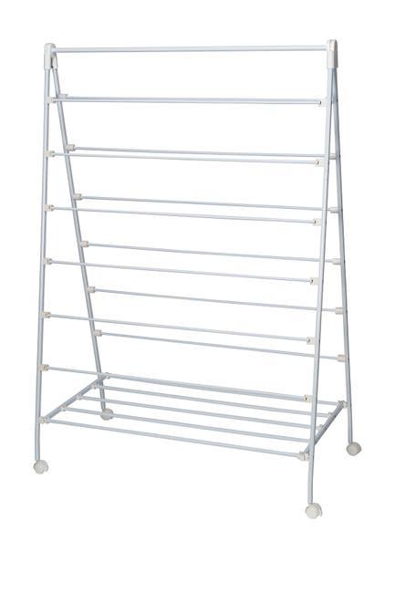 Image of Honey-Can-Do A-Frame Drying Rack w/ Shelf