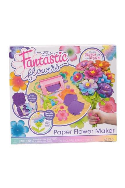 Image of Spirograph Fantastic Flowers Paper Flower Maker