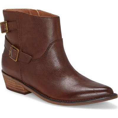 Lucky Brand Caelyn Bootie, Brown
