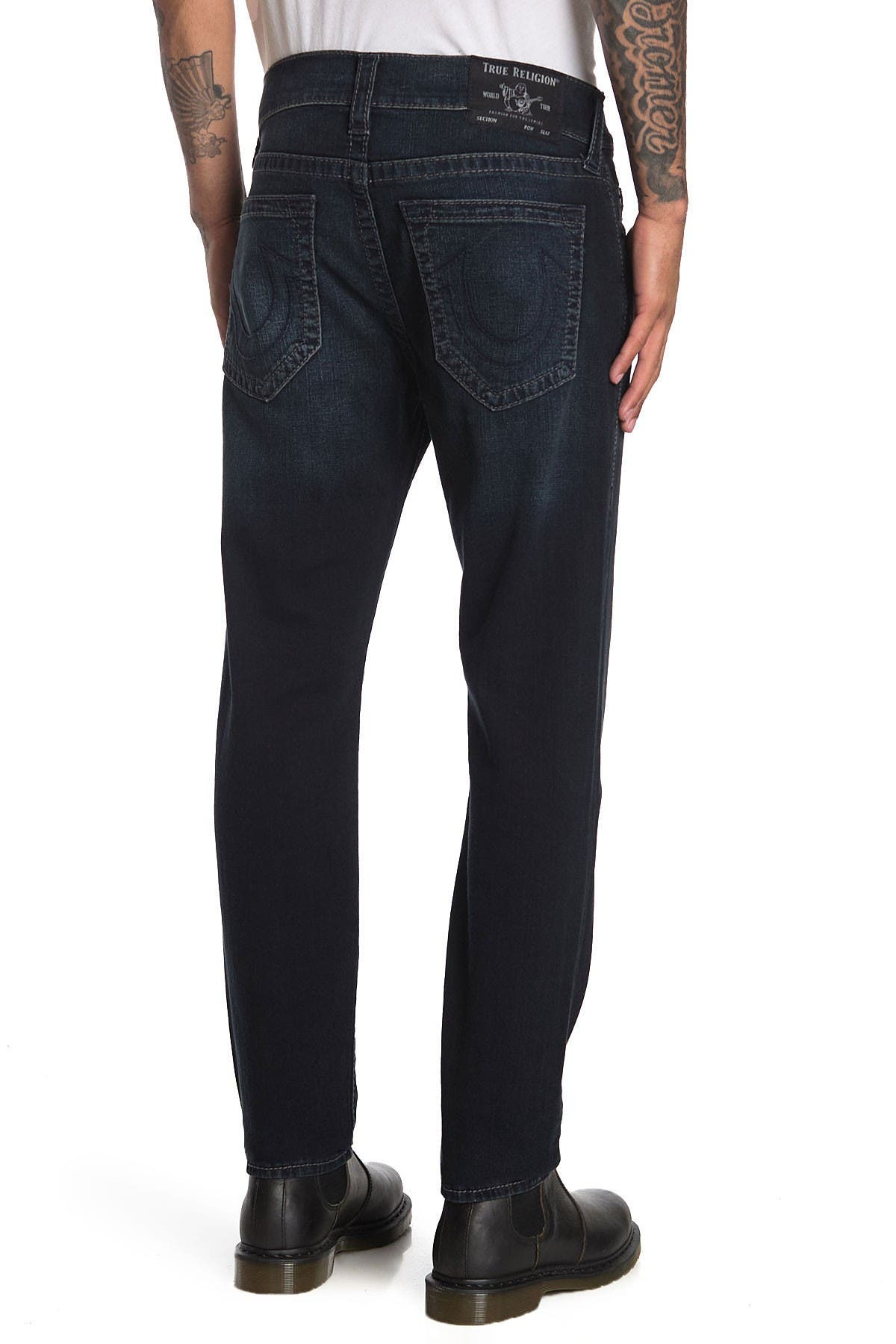 Image of True Religion Rocco Big T Skinny Jeans