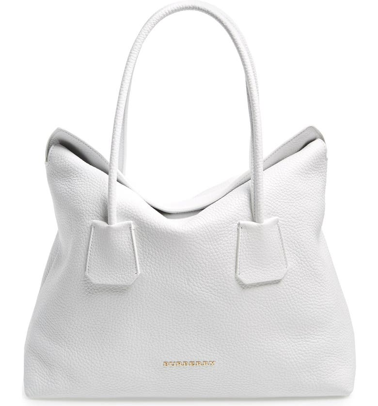 1e85441086 Burberry 'Medium Baynard' Grainy Leather Tote | Nordstrom