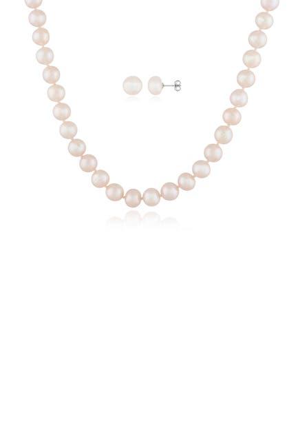 Image of Splendid Pearls 2-Piece Freshwater Pearl Set