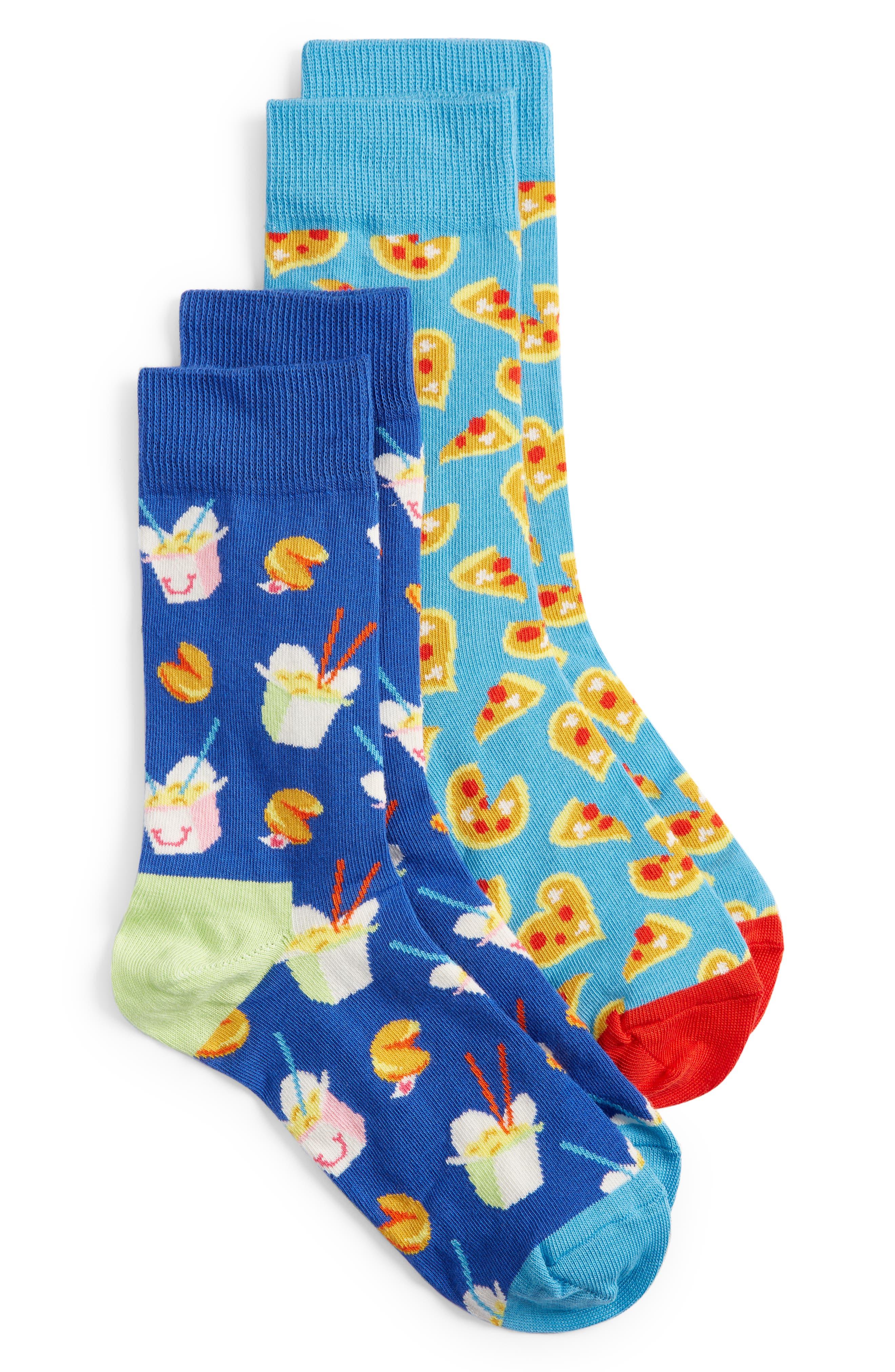 Pizza Socks Gift Set