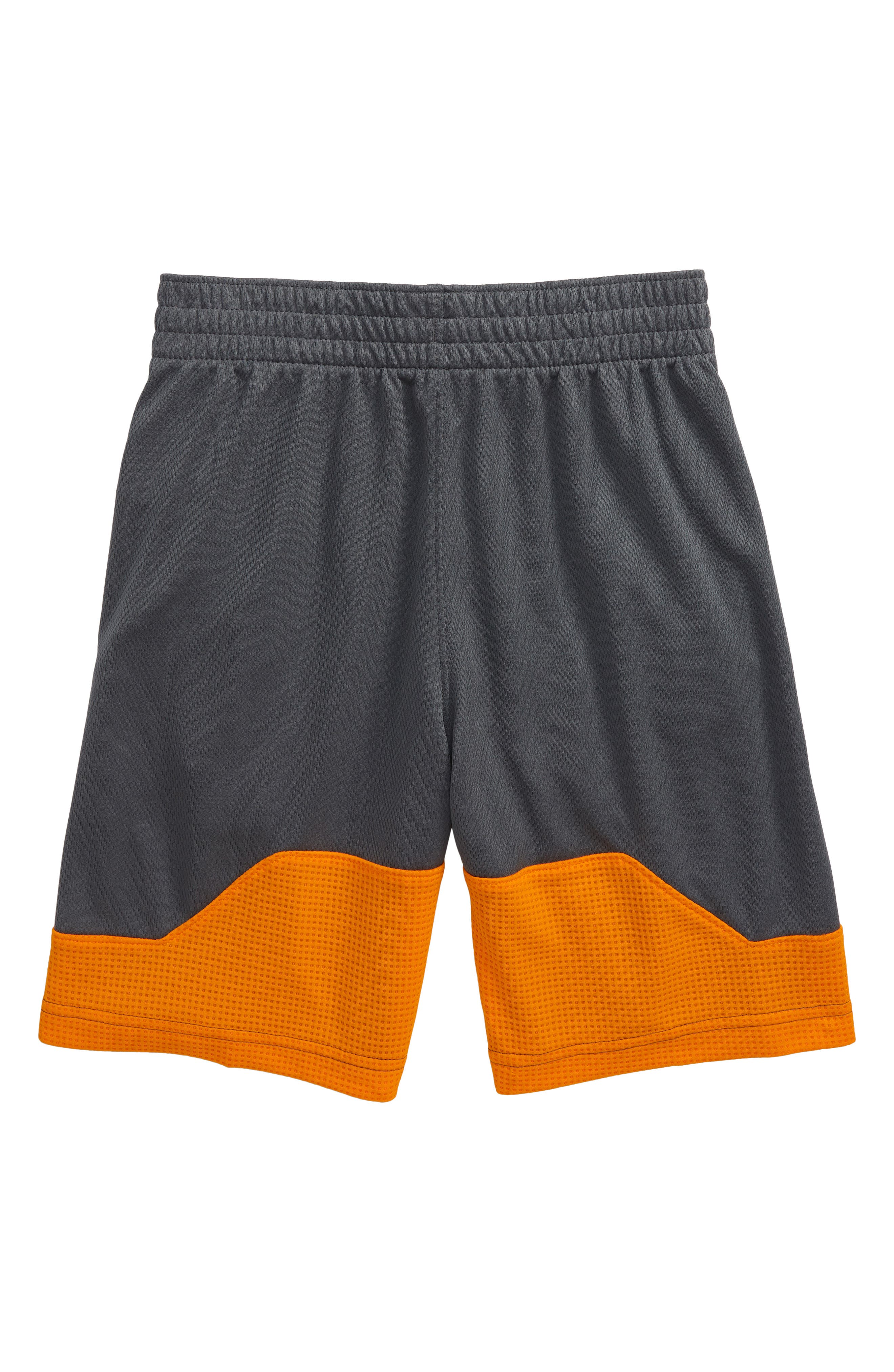 ,                             Dry Shorts,                             Alternate thumbnail 2, color,                             DARK GREY / ORANGE / WHITE