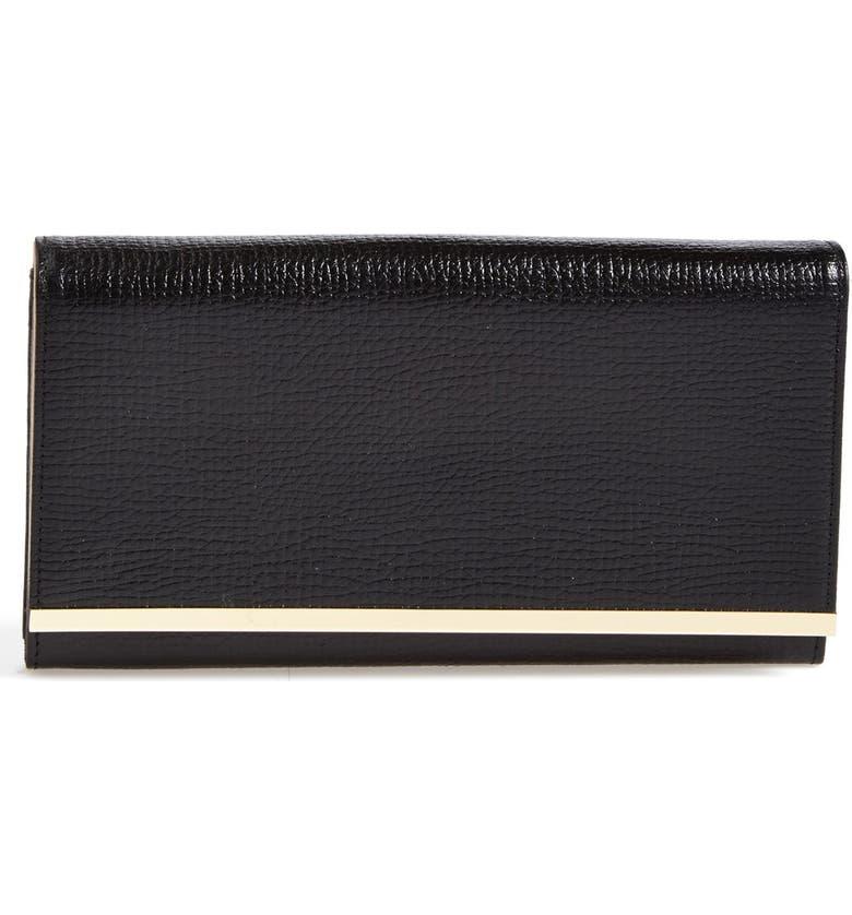HALOGEN<SUP>®</SUP> Clutch Wallet, Main, color, 001