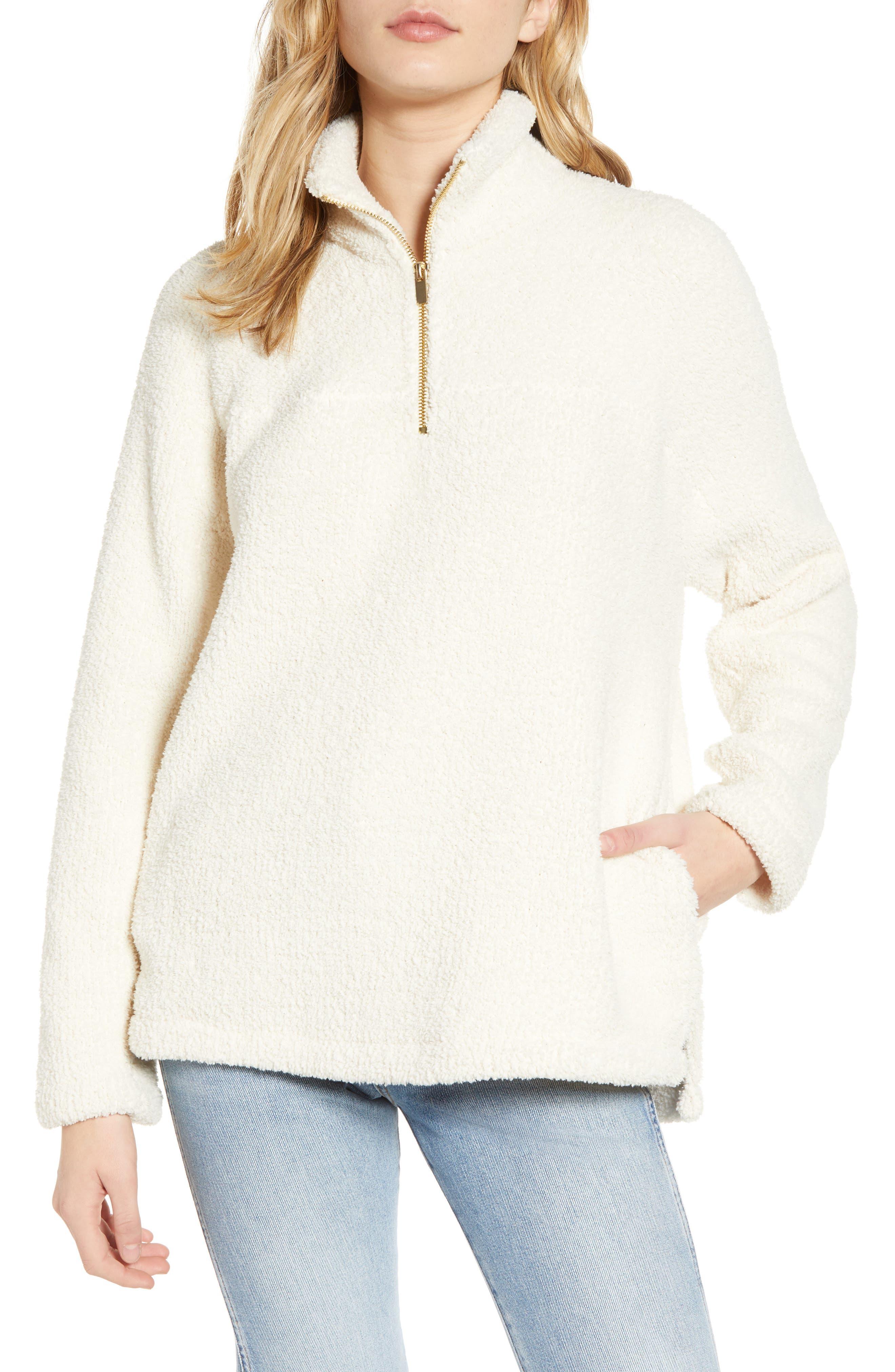 ,                             Drayton Fleece Pullover,                             Main thumbnail 7, color,                             900