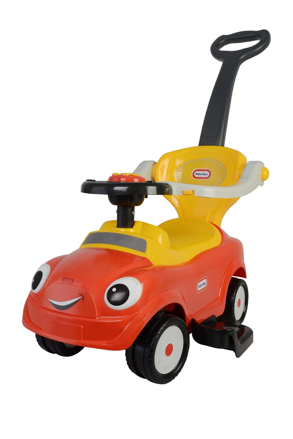 Image of BEST RIDE ON CARS 3 in 1 Little Tike - Red